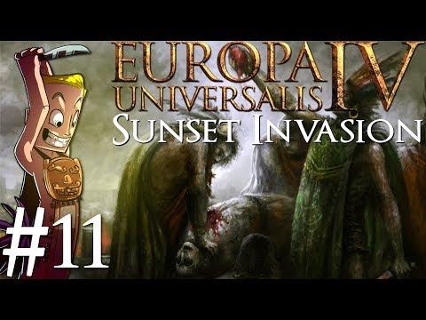 Europa Universalis IV   Sunset Invasion Achievement Run Livestream   Part 11