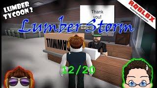 Roblox - Lumber Tycoon 2 - Lumber Storm 12/20
