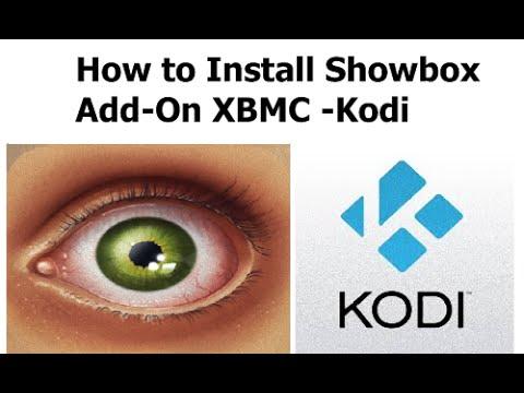 How to Install Show-Box Addon Kodi