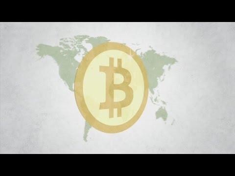 Morgan Spurlock attempts to breakdown how Bitcoin works