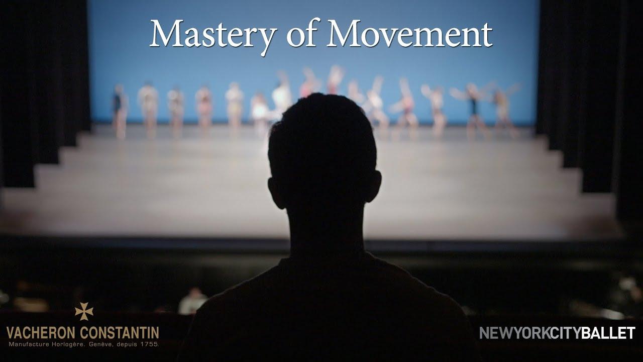 Mastery of Movement: NYC Ballet and Vacheron Constantin