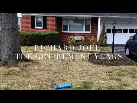 Richard Joel: The Retirement Years — The Scope YU Purim Shpiel 5777 / 2017