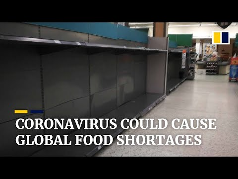 Coronavirus Could Cause Global Food Shortages By April As Export Curbs Worsen Supply Chain Problems
