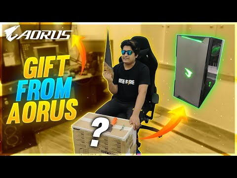 THE MRBEAST GAMING PC  || RTX 3080 ||  AORUS X GIGABYTE - Gyan Gaming Vlog