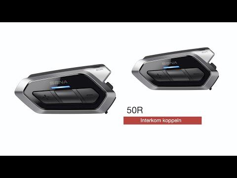 Sena 50R Interkom Koppeln | #RideConnected