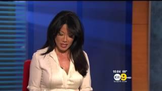 Sharon Tay 2012/10/29 KCAL9 HD