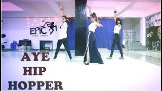 Aye Hip Hopper - Ishq Bector ft Sunidhi Chauhan | Dance Choreography By Shania Rawther
