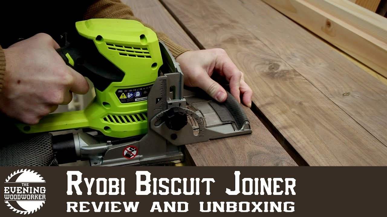 Watch This Before Buying A Ryobi Biscuit Joiner Complete Review