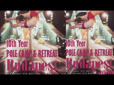 Pole Training & Retreat Budapest 2020
