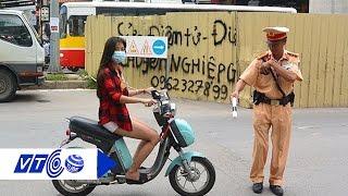 Phạt xe máy điện: Dân bất ngờ, CSGT gặp khó | VTC