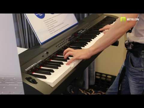 Nagrania dla muzykuj.com – Kurzweil KA-90 – musikmesse 2017 gra: Kamil Barański www.muzykuj.com