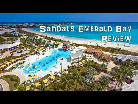 c0b4b9b36d5ec9 Sandals Emerald Bay Great Exuma Bahamas All Inclusive Resort - YouTube
