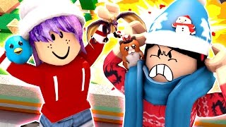 TARGETTED! ROOD!! - Roblox Super Bomb Survival with RadioJH Audrey - DOLLASTIC PLAYS!