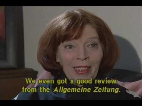 Germany Documentary Movie 2000 Fassbinder's Women Rosa von Praunheim,  Eng Subs