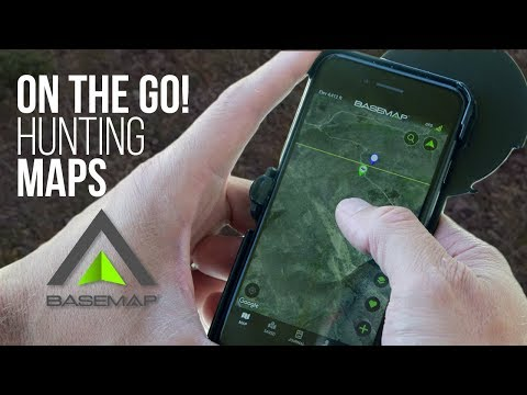Mapping App For Hunting - A Review Of BaseMap