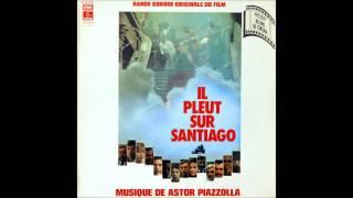 Astor Piazzolla - Il pleut sur Santiago (badoneon)