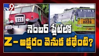 Wondered what 'Z' on RTC buses stands for? - TV9
