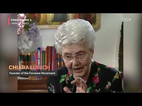 Geschichte des Interreligiösen Dialogs von Chiara Lubich on YouTube