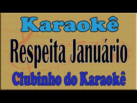 Karaoke Respeita Januário - Luiz Gonzaga