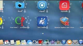 Retrieve lots of disk space with AVG Cleaner on OS X 10.9 Mavericks
