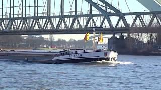 ⛴ 'ADELAAR' fraai vrachtschip, 02316726, Ouderkerk aan de IJssel