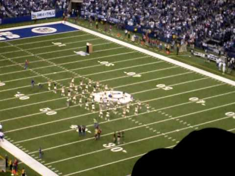 Colts vs. Patriots game!