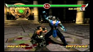 Mortal Kombat: Deadly Alliance |Gameplay|