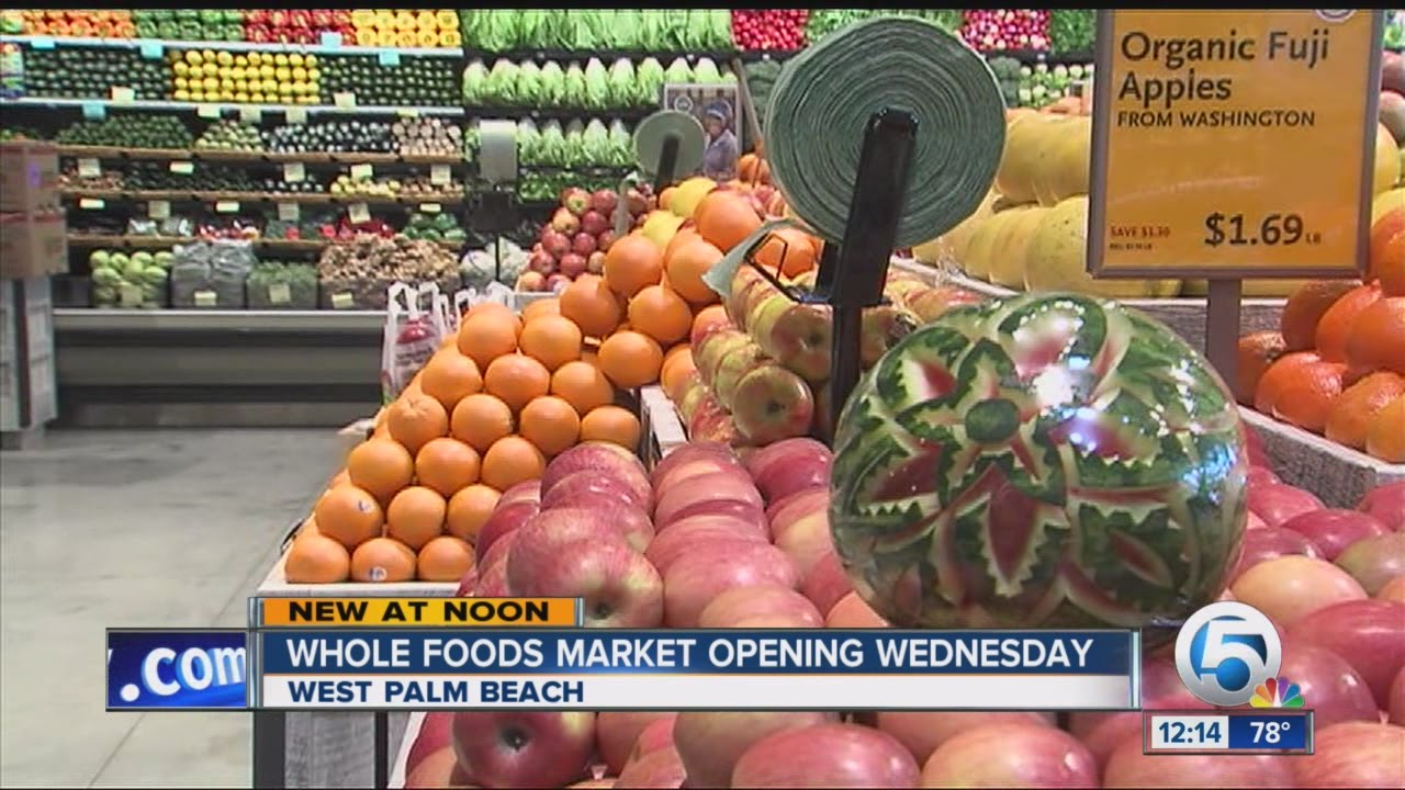 Whole Foods Market West Palm Beach Florida