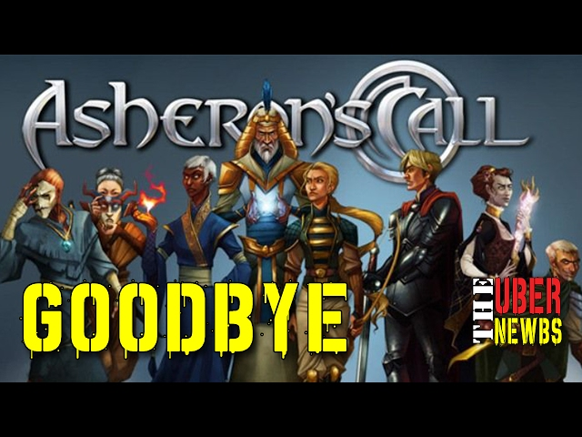 Saying Goodbye to Asheron's Call