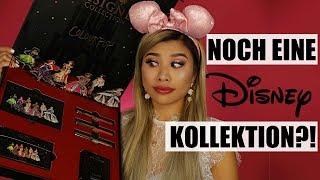 NOCH eine Disney Kollektion?! Colourpop x Disney Designer Collection LIVE TEST! Deutsch l Kisu