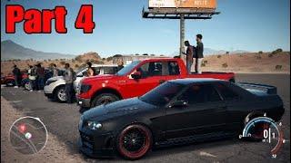 Need For Speed Payback Walkthrough Part 4 - (Graveyard Shift) (Hard Mode) NFS Payback