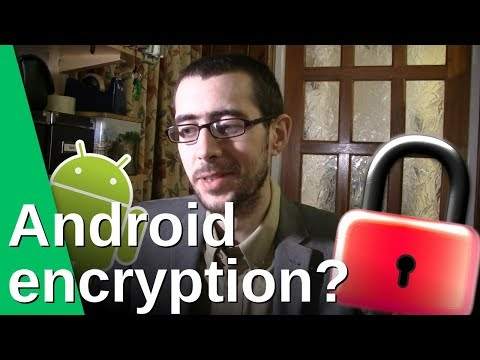 Mobile encryption on Android Mp3