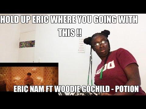 에릭남 (Eric Nam) - Potion (feat. Woodie Gochild) MV REACTION!! [EEEEEEEEEERRRRRRRIIICCCCC STOP IT!]