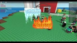 Bath Rug plays Roblox - Natural Disaster Survival