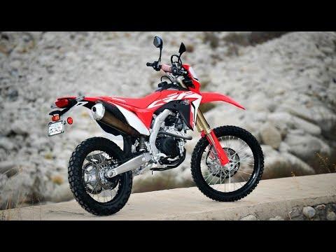 [Upcoming]  Honda CRFL First Look