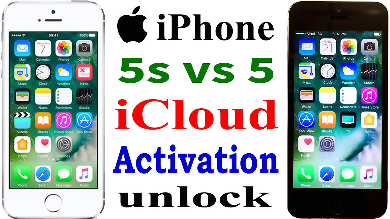 unlock iphone 5 how to unlock icloud iphone 5s vs 5 activation 10 13169