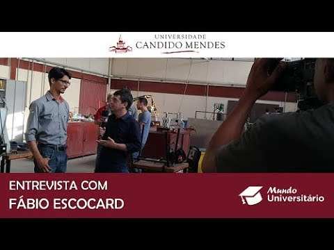 Entrevista com Fábio Escocard