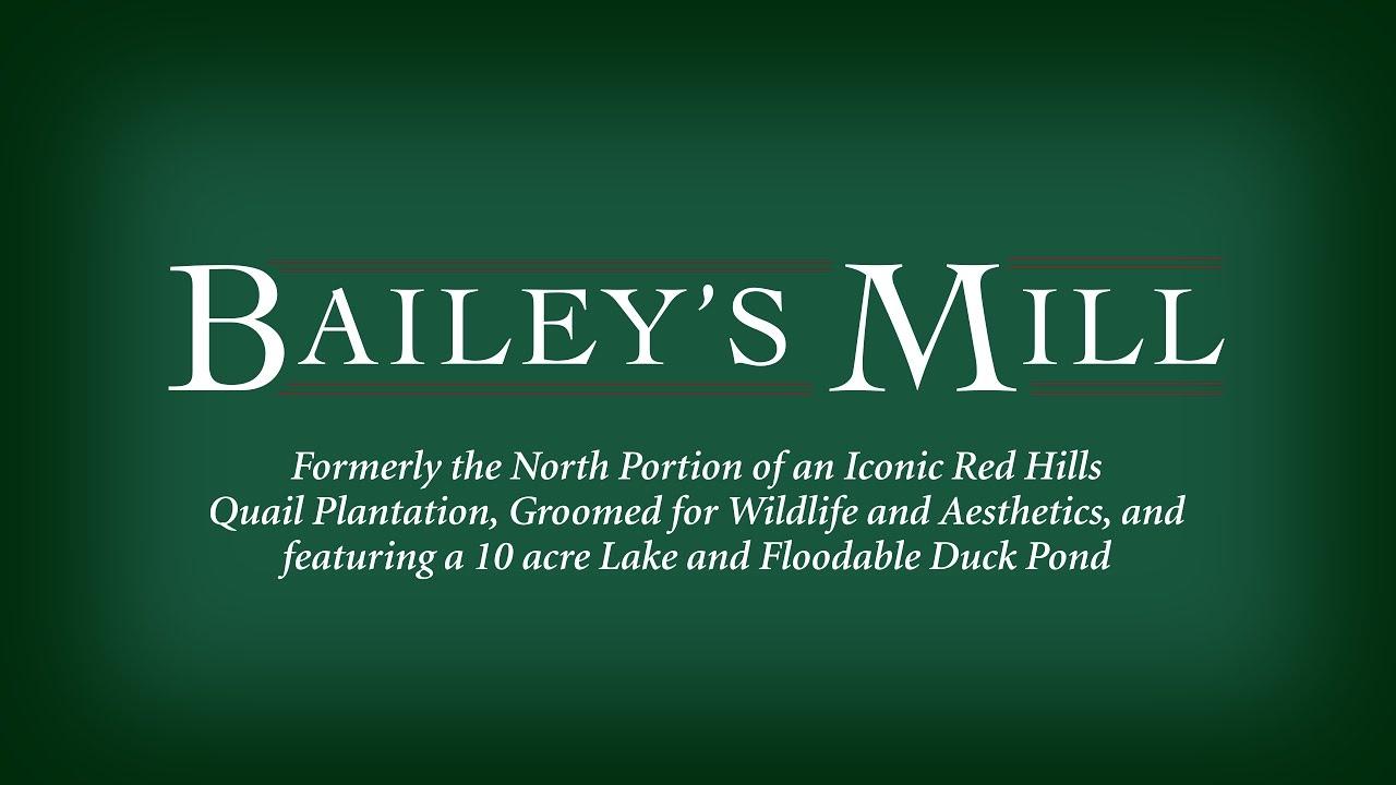Jon Kohler & Associates Presents - Baileys Mill - YouTube