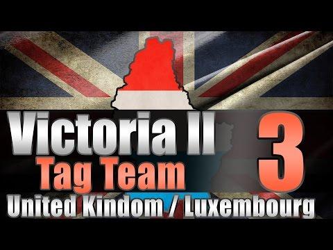 """Victoria 2 MP Tag Team UK """"Betrayal of Hanover!"""" EP:3"""