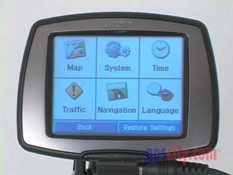 Garmin StreetPilot c320, c330 & c340 : Overview @ gpscity.com