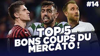 Top 5 : Les bons coups du mercato - Replay #14 - #CD5
