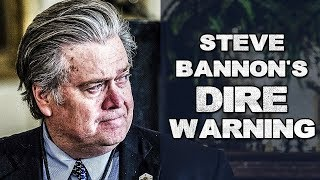 Steve Bannon Warns Republicans To Either Join Him Or Be Destroyed