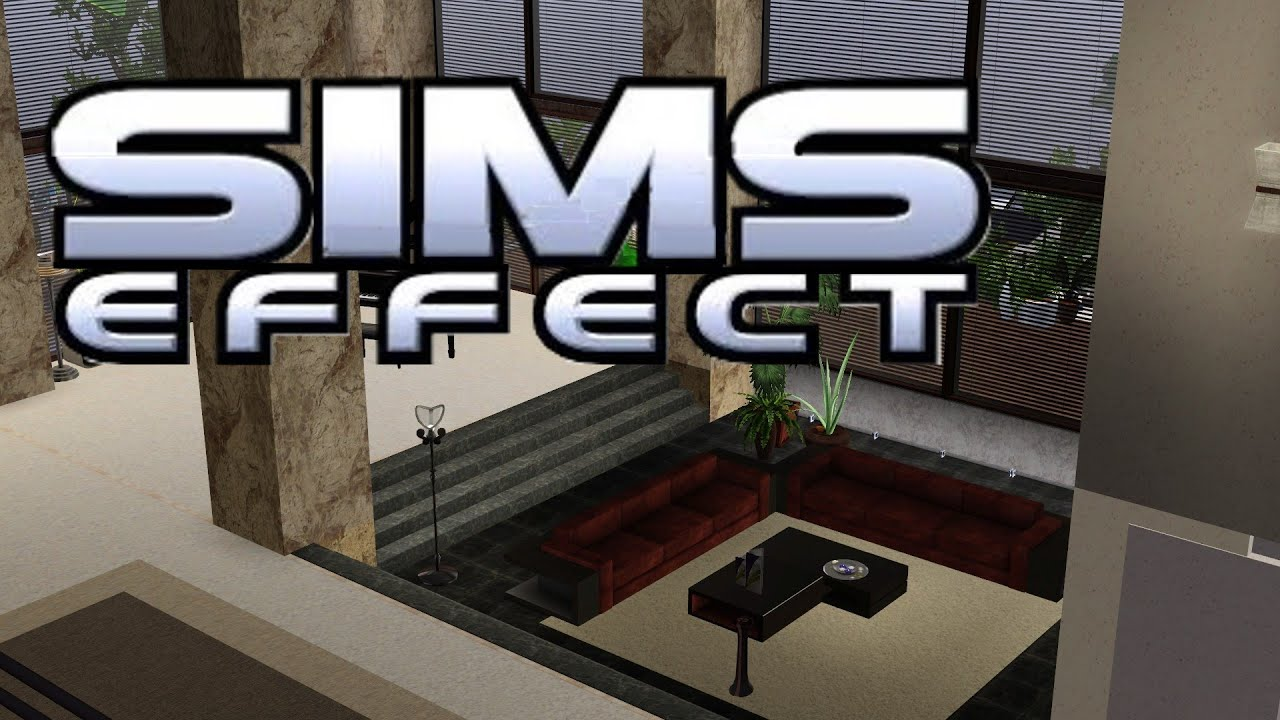 Sims Effect Anderson S Apartment From Me3 Meets 3