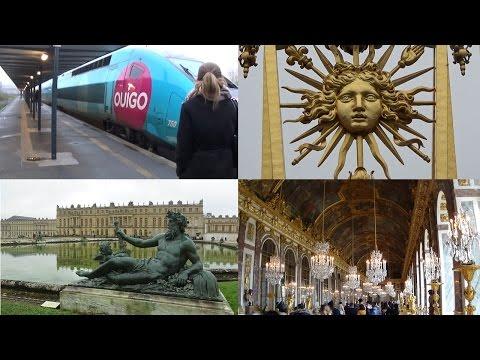 Vlog : Château de VERSAILLES