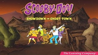 Scooby-Doo: Showdown in Ghost Town  - PC English Longplay
