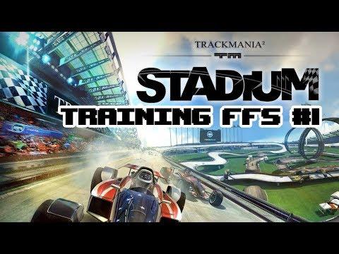 Training FFS Trackmania #1