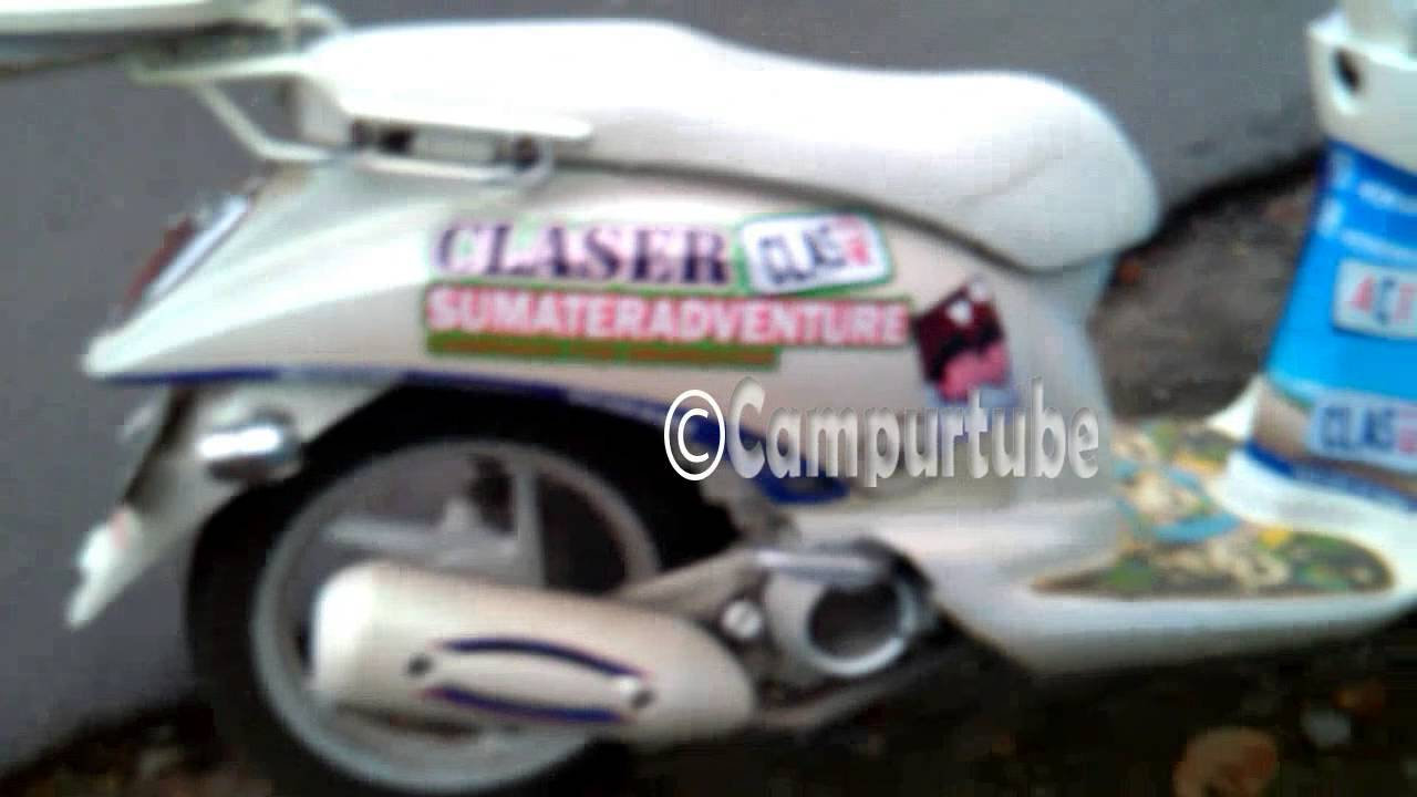 Download Modifikasi Motor Trail Lampung Terkeren Velgy Motor