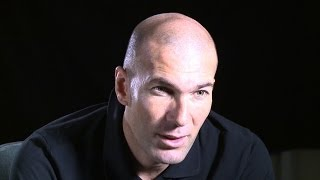 Zidane: Brazil has always inspired me