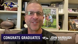 Congratulations to the 2020 Graduates  | Baltimore Ravens