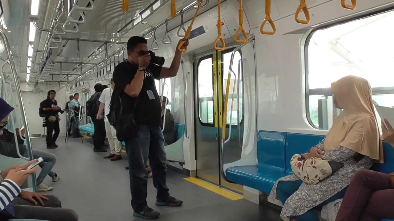 Mrt Jakarta Cipete Raya Fatmawati Youtube